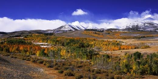Conway Summit Autumn
