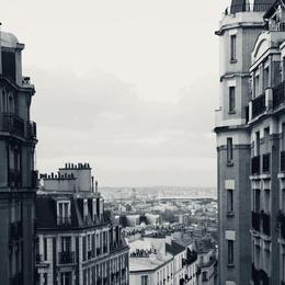 Montmartre in Gray