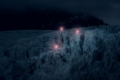 Luminous Signals (Fire and Ice) - IV