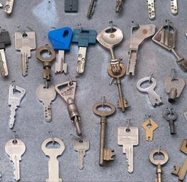Paris Keys