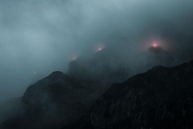 Luminous Signals (Into the Mountains) - VIII