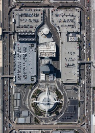 Central Terminal Loop, LAX