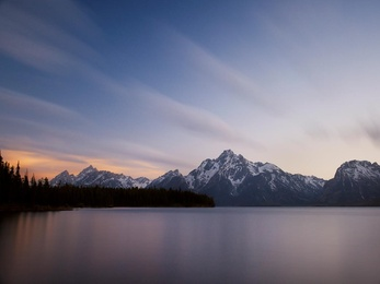 Grand Tetons & Jackson Lake