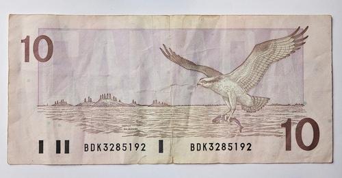 Bird Series $10