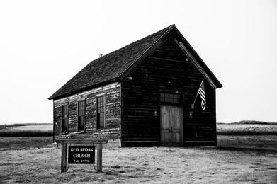 Old Sedan Church