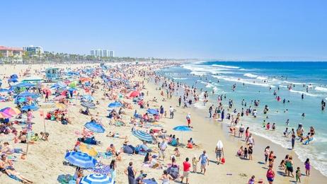 Umbrella Party - Santa Monica
