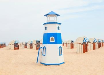 Beach Castle I