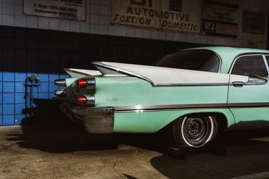 1957 Turquoise II