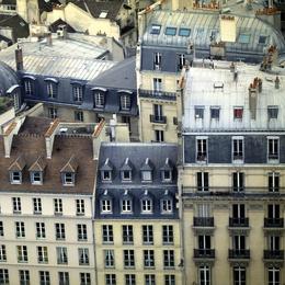 Paris Rooftop II