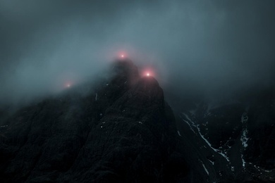 Luminous Signals (Into the Mountains) - V