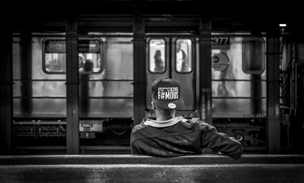 Fukn Famous, NYC Subway