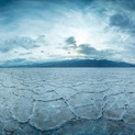The Badwater Basin