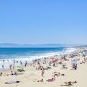 Soaking Up the Sun - Hermosa Beach