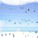 Beach Collage VI