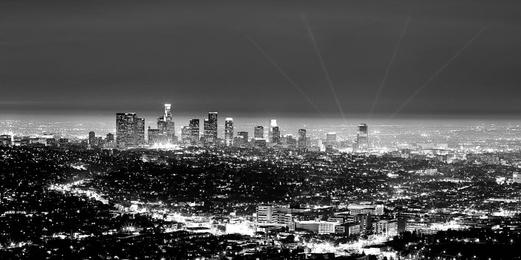 Night in LA
