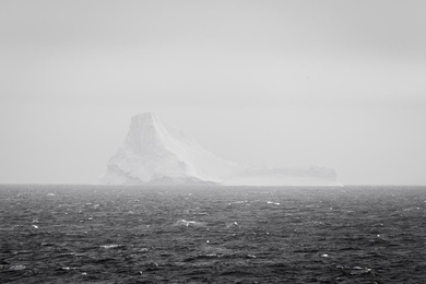 Lurking Iceberg