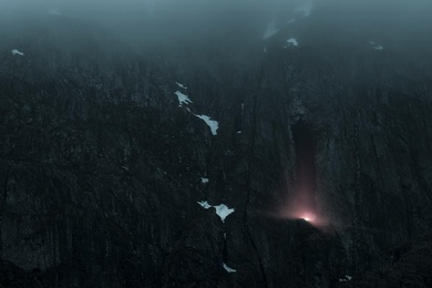 Luminous Signals (Into the Mountains) - IV