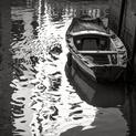 Boats & Reflections, Venice