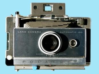 Land Camera Blue