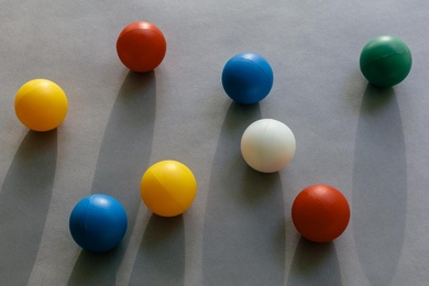 Bocce Balls #6