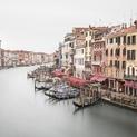 Grand Canal From Rialto - Venice