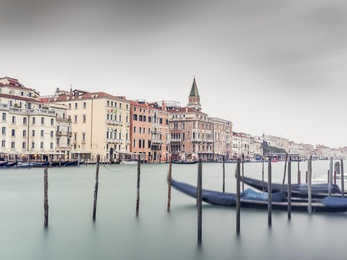 Grand Canal Gondola Study 1 - Venice