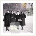 Die Schwägerinnen 1963