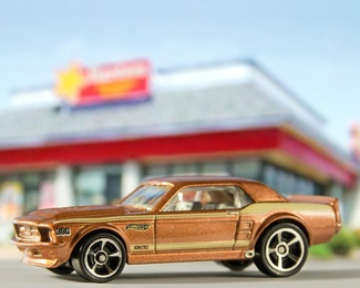 Fast Food, Fast Cars 8