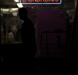 Laundromat NYC NEON