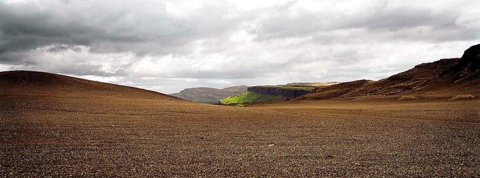 Iceland - Gravel Road