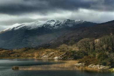 Bula Upper Lake - Ring of Kerry