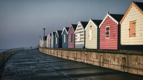 Southwold Beach Huts 3