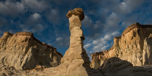 Hoodoo Stands Tall