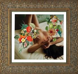 The Garden of Good + Evil - Original Framed Work