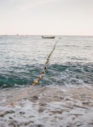 Line Out to Sea, Positano, Italy 2011