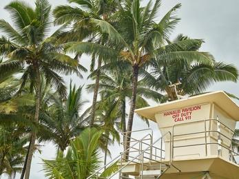The Lucky Hanalei - Kauai