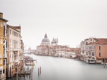 Grand Canal From Academia - Venice