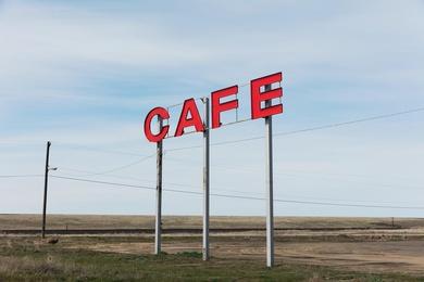 Rural Cafe #1