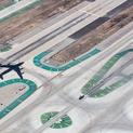 747 Departure, LAX