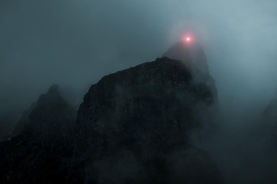 Luminous Signals (Into the Mountains) - VI