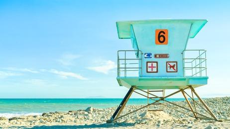 Lucky #6 - Malibu