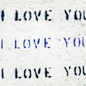 I Love You X 3