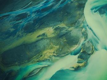 Riverbeds VI - Iceland