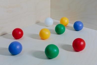 Bocce Balls #1