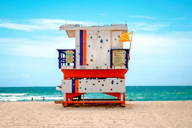 17th Street Lifeguard Tower