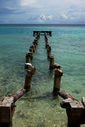 Broken Pier 2012