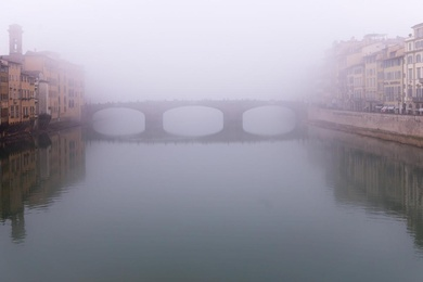 Firenze in the Fog