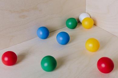 Bocce Balls #4