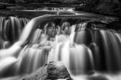 Eagle Creek Evening Flow