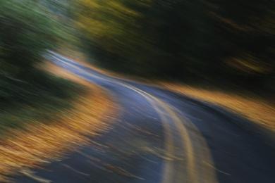 Road Abstract I